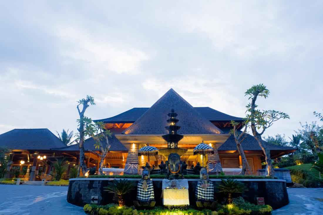 businesses Ubud tourism offices in bali