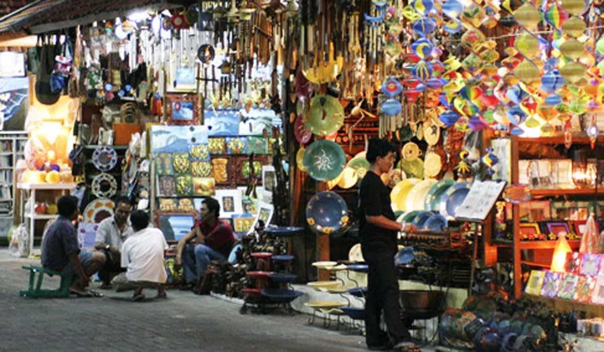 Kuta Art Market – Kuta Beach Shopping - Bali Green Cleaning ...