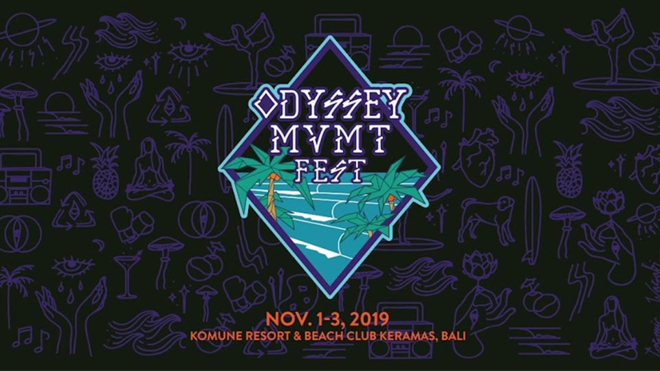 Odyssey MVTM: Bali's First festival with MVTM// MEDITATION// YOGA// DANCE// REPEAT// MOVEMENT// ART// SURFING// MUSIC AND FIESTA We've got some exciting news regarding Bali's upcoming