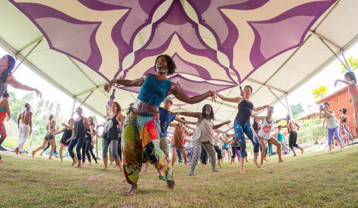 Bali Spirit Festival (24 March - 31March)Bali Spirit Festival is an international celebration that offers yoga, dance and music experiences. This event will give you insight into rejuvenation and insp