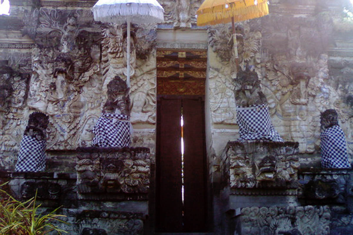 The historical significance of Jagaraga is that it is the site of the heroic four-year defense of