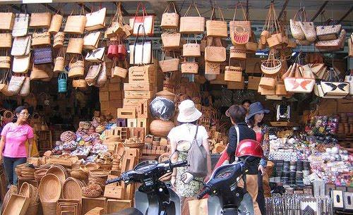 Kuta Art Market, Kuta