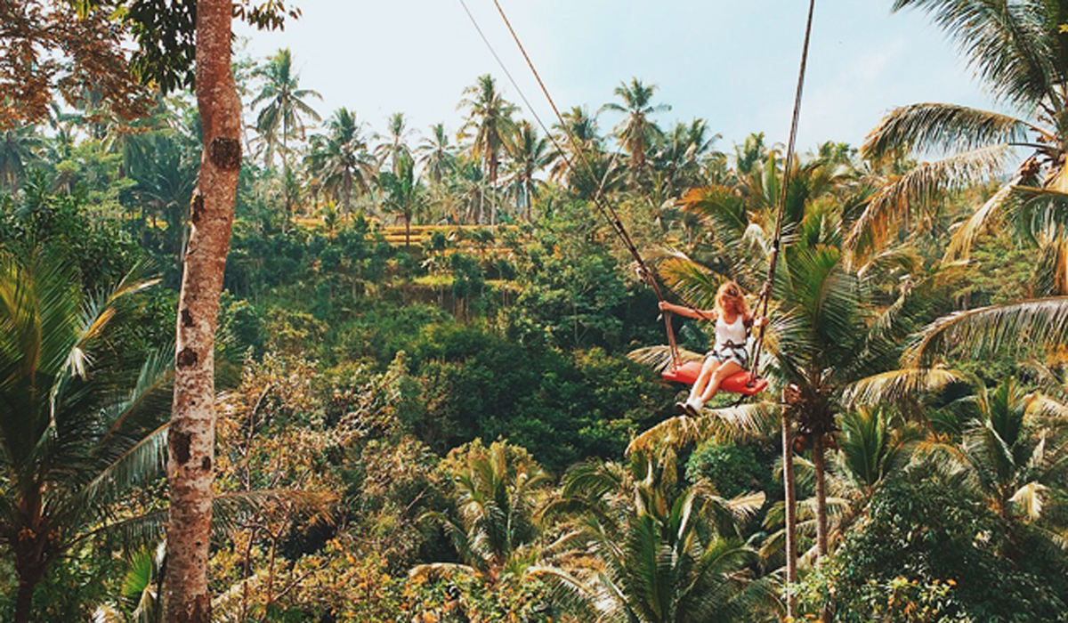 BOOK ONE DAY BEFORE!!!About Bali SwingBali Swing is a local Balinese company, which is engaged in tourism - private or group tours, which can give you interesting experiences and amazing views, which