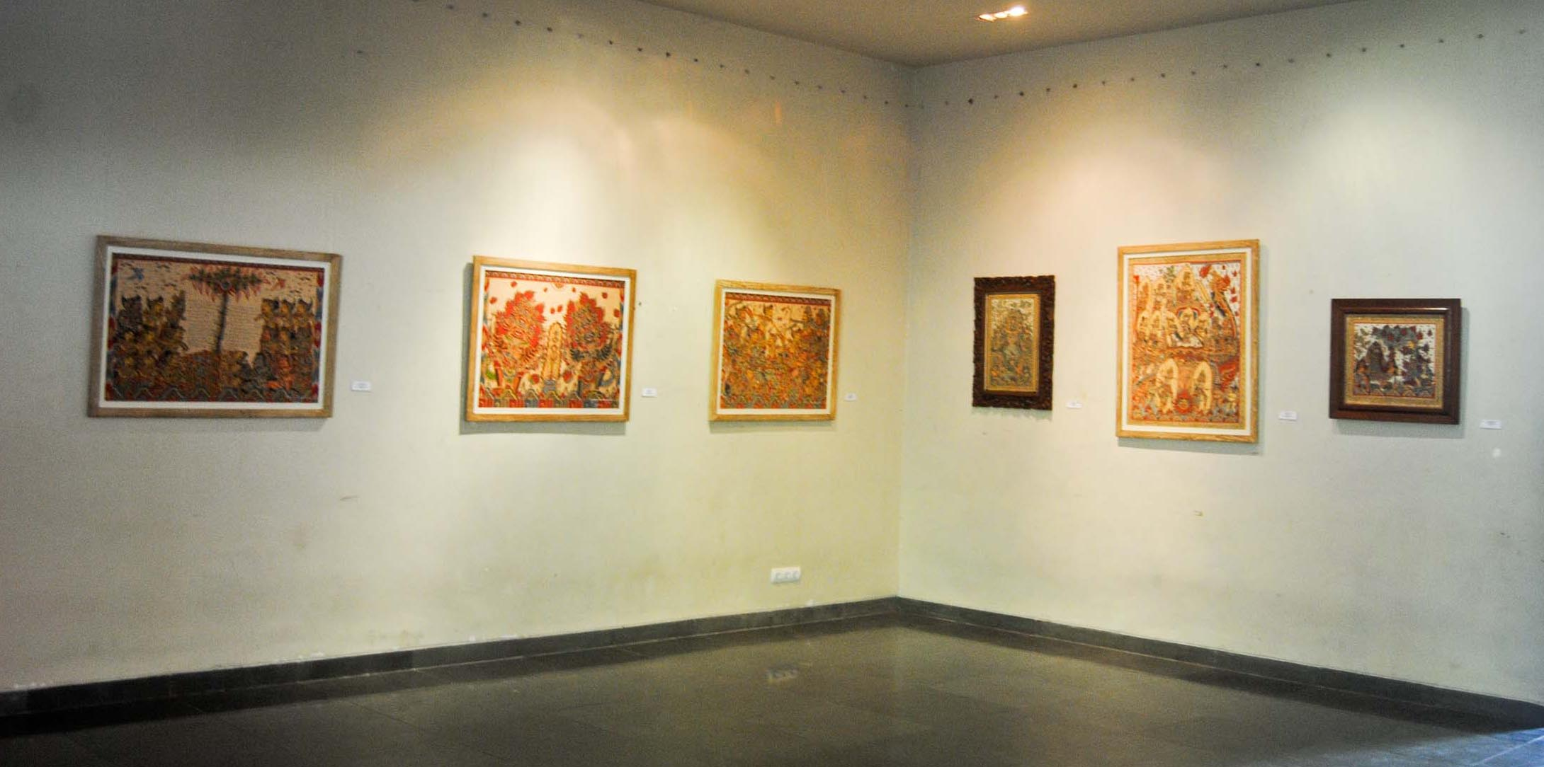 The Sanggar Seniwati is the Association of Women Artists, established due to the discrimination to