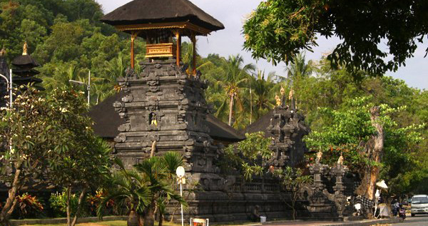 This temple complex is located on the eastern side of the village that translates to 'Ten Ch
