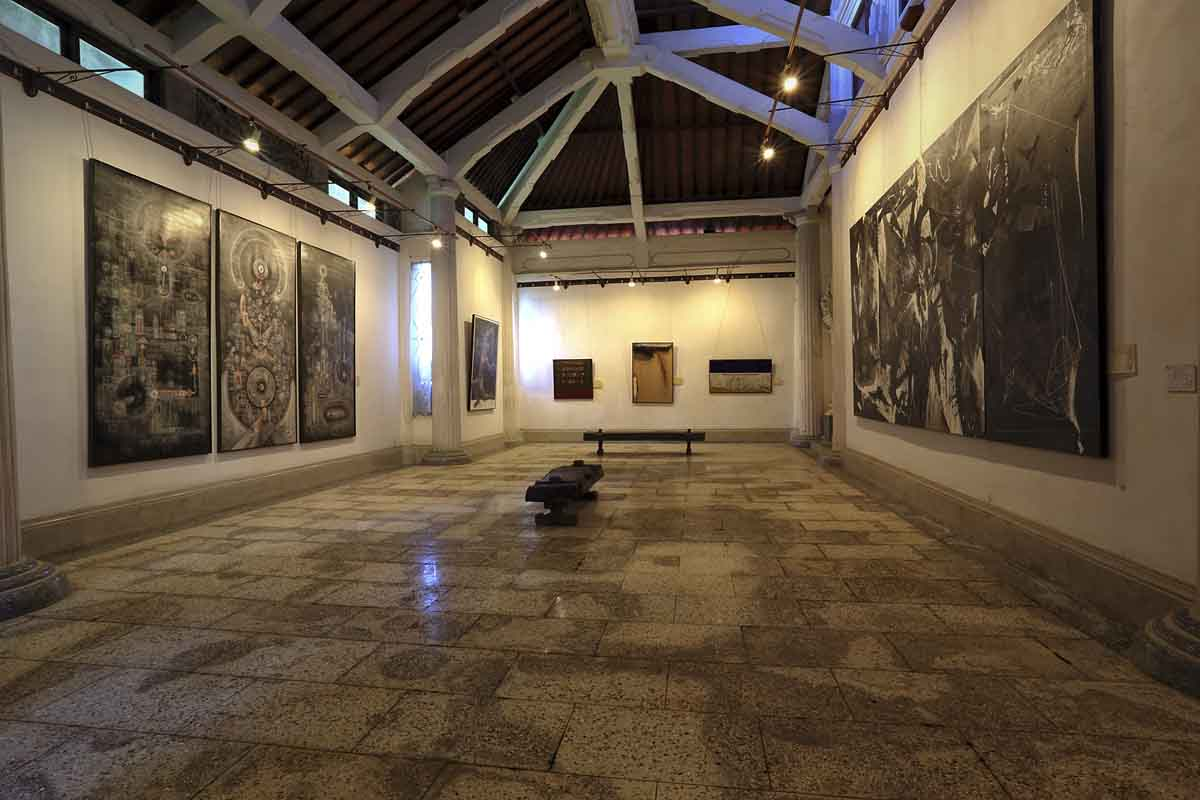 Regarded as one of Bali's preeminent museums, the ARMA houses temporary and permanent works by Balin