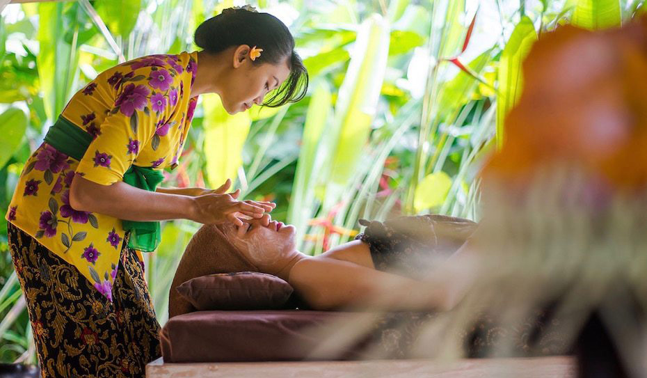 Book One Day Before!Ensconced within Desa Visesa Ubud, Visesa  Balinese Healing & Spa is not ordinary spa, but a venue designed to  promote health, beauty and balance via a program of traditional