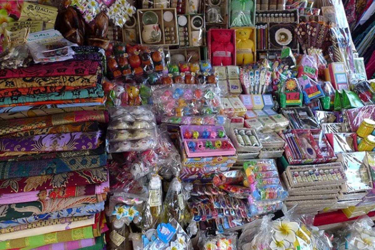 Sukawati Art Market is Bali's longest standing and most prominent art market, established in
