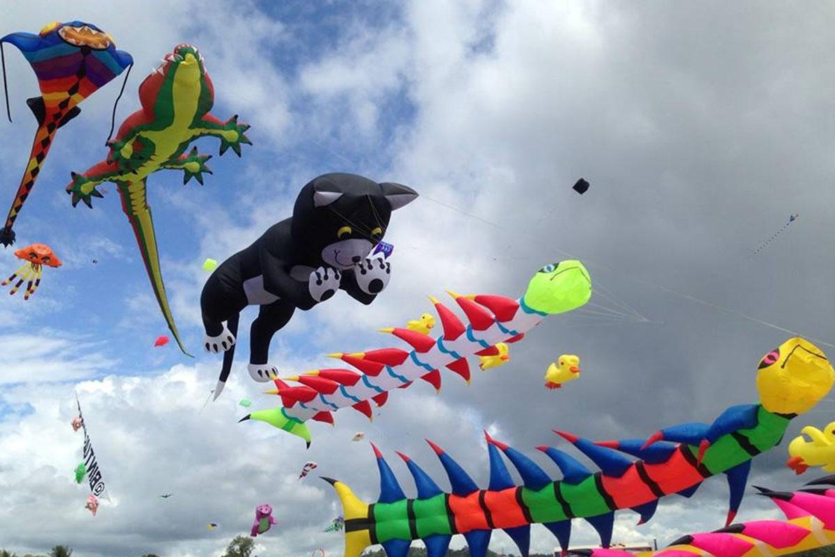 Bali Kite Festival | fabulousubud.com
