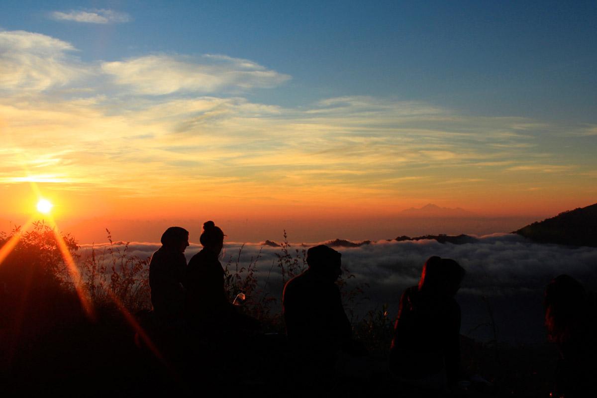 BOOK ONE DAY BEFOREPick Up : Ubud AreaMin 2 PaxMount Batur Sunrise Trekking Mount Batur of Batur Volcano is among the sacred mountain according to Hindu believe. Mount Batur is located in Batur