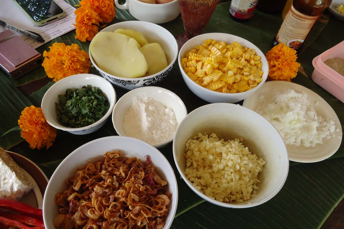 Al Wa cooking class offers you the chance to take home more than just a memory of Bali – for you will return home possessing the skills needed to produce a small piece of Bali in your own