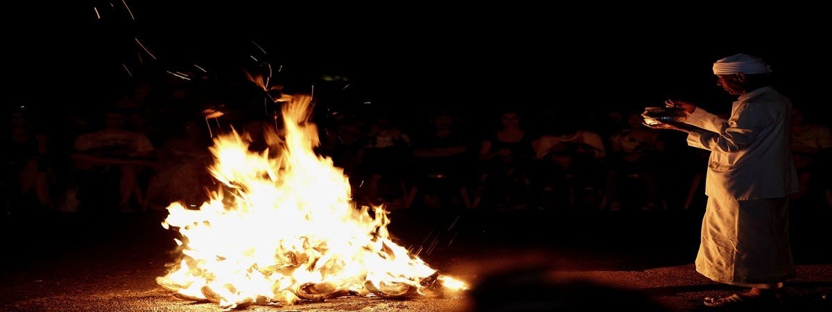 Kecak Ramayana And Fire Dance