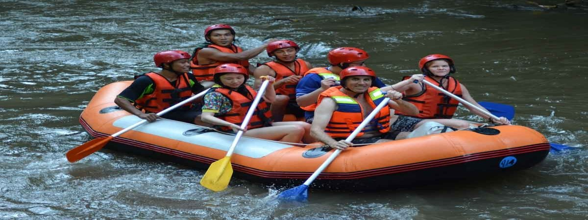 Hot Deal Ub Rafting
