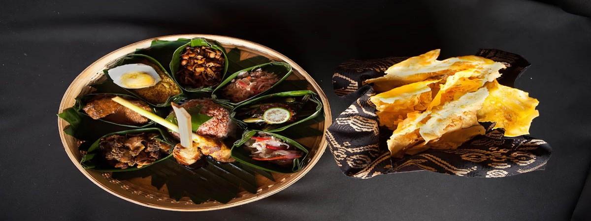 Lesung Restaurant Royal Tulip Visesa Ubud ( 50%off )