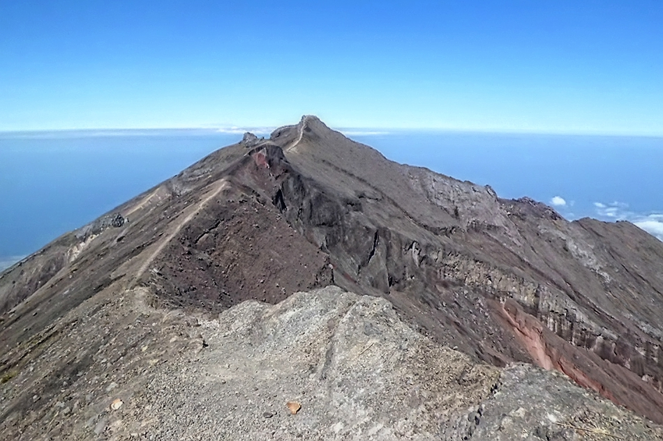 Known to locals as the 'navel of the world'. Gunung Agung is Bali's highest and ho