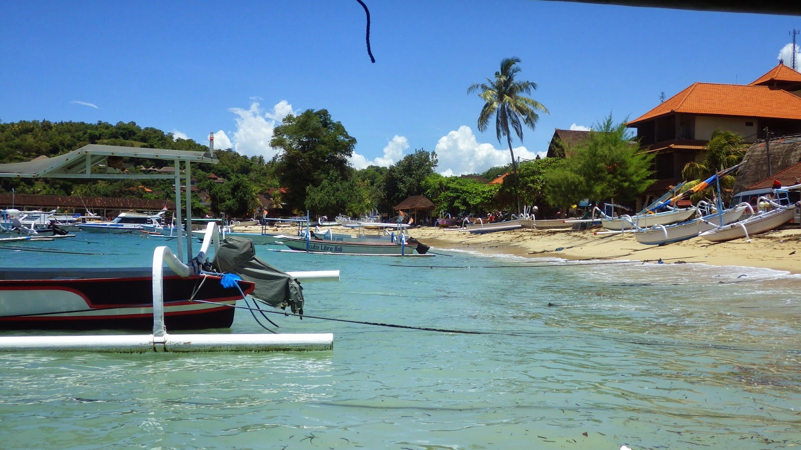 This region contains some of the most picturesque and least visited beaches on the whole island. All