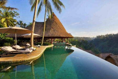 The Viceroy Bali is a family owned and operated resort in Ubud consisting of 25 luxuriously appointe