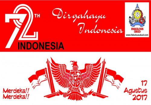 Indonesian Independence Day, 17 August 2017