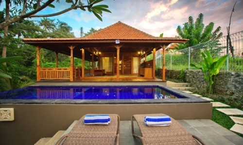 HOT DEAL @Ubud Heaven Villa Bali Sayan