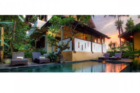We are family based accommodation, where the guest stays will in  local owner of Balinese Brahman ac