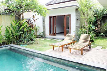 Vidya Bali Villa  is located on JalanNakula, on a retired and quiet  area far from the noise and agi