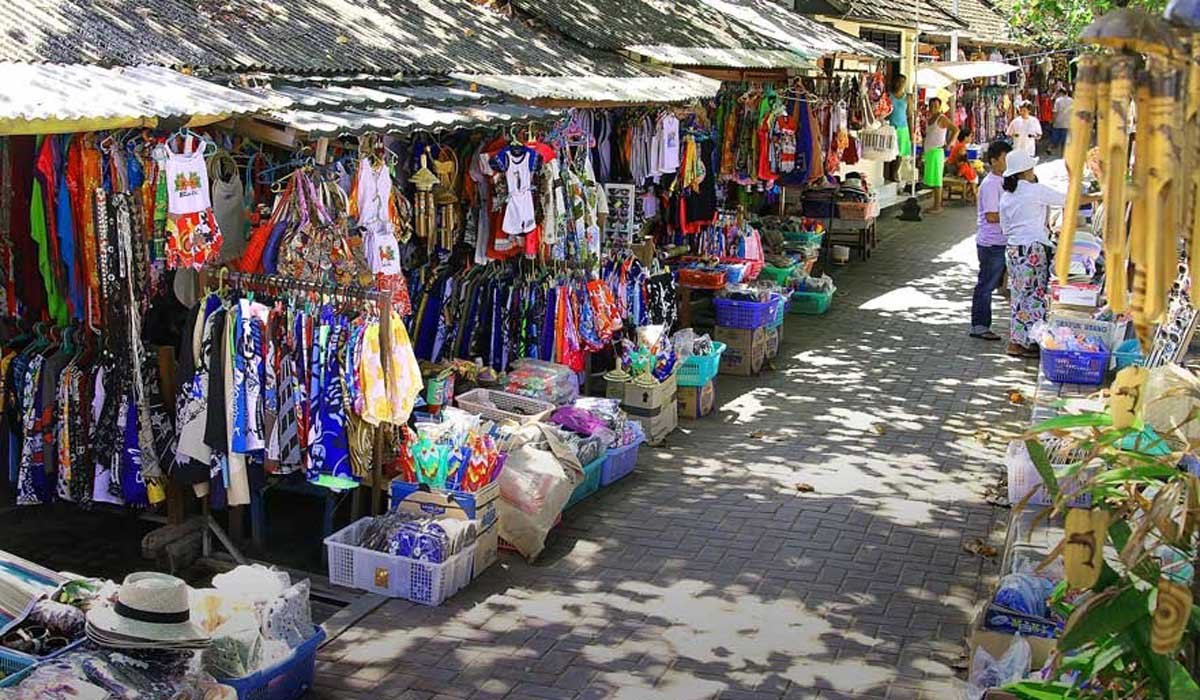 Also known as Sindhu Market, Sanur Art Market is a one-stop-shop for all things that would qualify