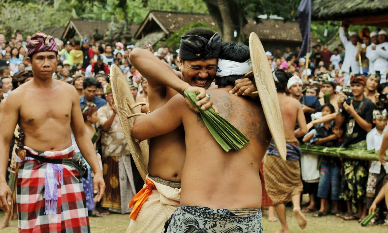 One of only two villages that are still inhabited by the remaining Bali Aga people (original Balin