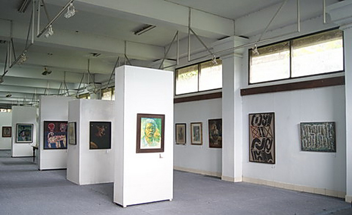 Also known as the Gunarsa Museum of Classical & Modern Art, and located in Takmung village 5 k