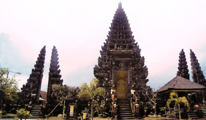 Also known as Pura Ulun Danu, Pura Batur, or simply Pura Bat, this temple is the second most importa