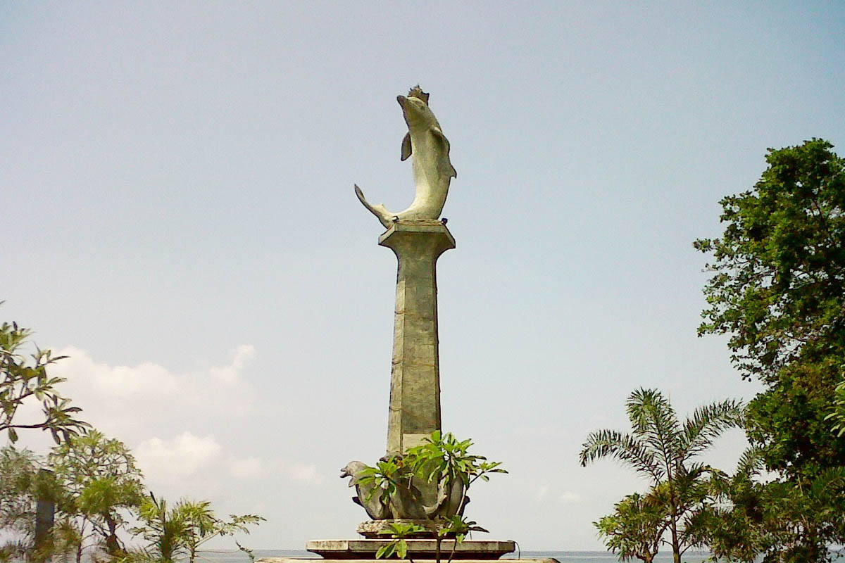 The first seaside resort to appear in Bali in the mid-1970's and named after the word 'l
