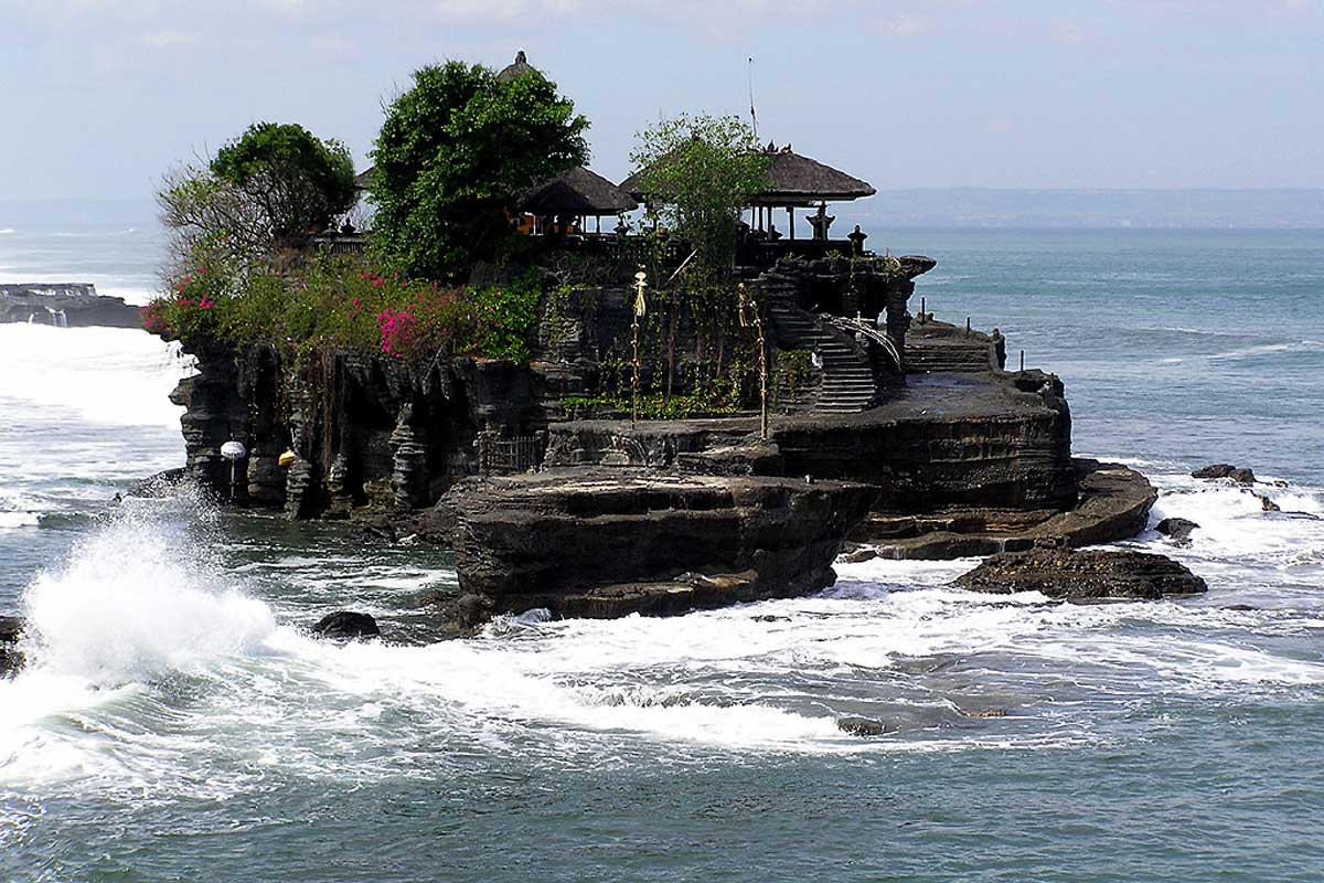 Quite likely the biggest attraction in the fertile Tabanan Regency, otherwise known as Bali's
