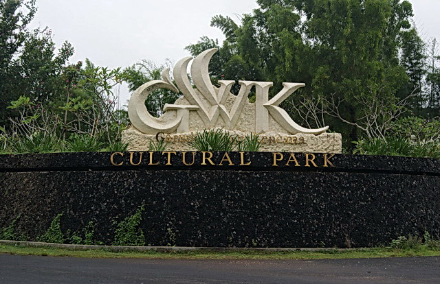 More commonly known by its acronym GWK, Garuda Wisnu Kencana is a 240-hectare cultural park that h