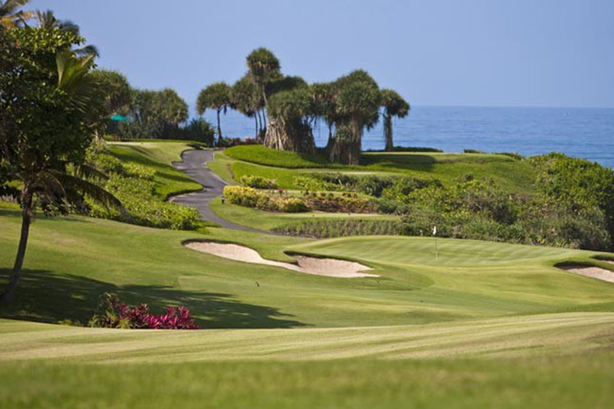 """Bali Golf & Country Club - Nusa Dua tourism area - One of """"Asia's 5 best golf course"""