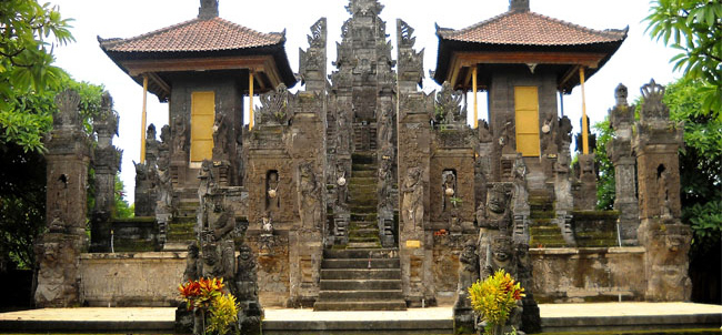 Located in Bali's northernmost tip in the village of Kubutambahan, is the agricultural village